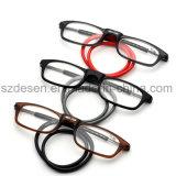 Venda mais quentes Dobrável Portátil Tr90 Óculos Presbyopic óculos de leitura
