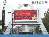 P8 Outdoor Publicidade High Brightness Display LED