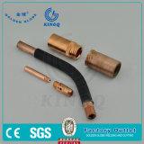 Accessori della torcia del collegare di saldatura di MIG di Kingq Tweco da vendere