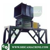 Forte trinciatrice gemellare di plastica dell'asta cilindrica per il grandi scomparto, pellicola e contenitore