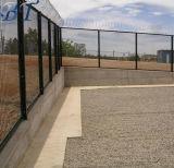 Revestimento a pó alto muro de segurança 358 Anti-Climb Wire Mesh