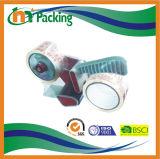 Superkristall - freies BOPP Verpackungs-Band mit Firmenzeichen-Drucken