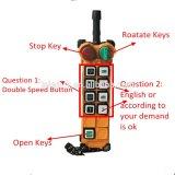 F24-8d Indústria receptores de telecomando