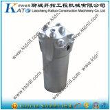 Бит кнопки Drilling утеса молотка резьбы минирование Kato 45mmr25