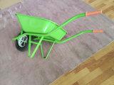 空気車輪またはPUの車輪の庭の頑丈な一輪車