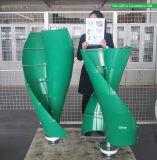Quente! ! ! Baixo gerador de turbina vertical do vento do RPM, turbina de vento vertical pequena de 300W 12V
