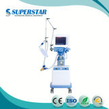 Machine van het Ventilator van de Ziekenwagen van de Zuurstof van de superster de Draagbare