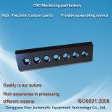 CNC製粉アルミニウム機械化の金属部分を処理する工場高精度
