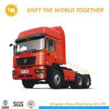 Shacman F2000 6X4のトラクターのトラック340HP Weichai力