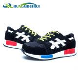 Модные новые ботинки безопасности работы кожи типа