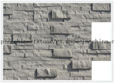 壁の装飾のための中国の灰色の分割された大理石のタイル