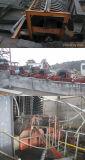 Pedras salientes do Ce/máquina de descarregamento Waterless recuperação da mineração para o transporte de correia (0.5-22t/h)