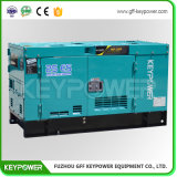 25kVA Groupe électrogène Diesel avec type de silencieux