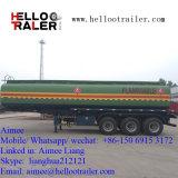 Des Helloo Schlussteil-45000 Liter 6 Fach-Kraftstoff-Transport-Tanker-halb Schlussteil-