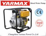 Pompa ad acqua di pollice 3inch 4inch 6inch di Yarmax 2 con il motore diesel di 8HP 9HP 10HP 11HP 12HP