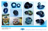 Engranaje helicoidal personalizada profesional