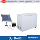 138 Congelador de energia solar, congelador de CC 12V, freezer solar