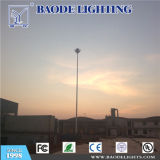 20/30m 5*1000W High Mast Lighting Pool