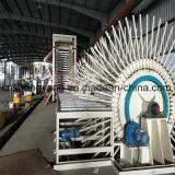 30000-100000cbm automático cheio por a linha de produção maquinaria da placa de partícula do ano