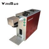 20W 판매를 위한 휴대용 섬유 Laser 표하기 기계