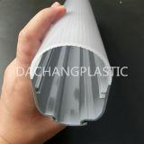 Cobertura de plástico Cobertura de luz LED