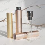 Atomizzatore di alluminio del profumo con la bottiglia di vetro interna (PPC-AT-1701)