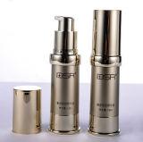 15ml vacío botella de suero oro Acrílico cosmético líquido Airless Eye (PPC-AAB-024)