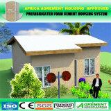 Casa prefabricada movible del envase de China con el hogar de la casa prefabricada del tocador