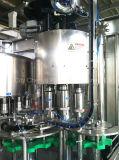 Машина завалки автоматической минеральной чисто питьевой воды разливая по бутылкам