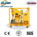 Machine de filtration à huile isolante à huile à transformateur à vide élevé