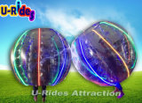 2015 Новый дизайн Cool Shine Fun LED Bumper Ball
