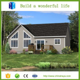 Diseños modernos de la casa de los hogares de la exportación prefabricada comprable en la India