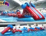Estructura del diseño del parque del agua para los niños