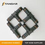 T Tipo plástico Automoción Línea Fule Adaptador de manguera