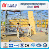 Ajman prefabricó el almacén de la estructura de acero