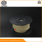 En fibre aramide; d'emballage rigide en fibre aramide avec PTFE imprégnés d'emballage; emballage joint mécanique de la glande de l'aramide fibre Kevlar dans d'emballage de la glande de l'étanchéité