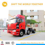 6X4 FAWの牽引手段の中国のトラクターのトラック
