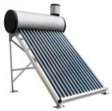 não calefator de água solar do geyser da câmara de ar de vácuo da pressão 200liter
