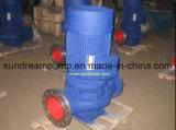 Bomba de agua a presión de la serie del ISG