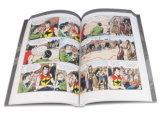 La conception personnalisée de l'impression, de livres à couverture souple de services d'impression