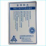 Blad van het Membraan van /PVC van het Membraan van pvc het Waterdicht makende