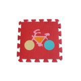 Qualität EVA-Schaumgummi-Puzzle-weiches Spiel Matte-Transportiert