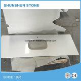 Superfície sólida pedra de quartzo Bancada de cozinha