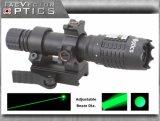 Het vector Gezicht van de Toorts van het Flitslicht van de Green van de Optica Aanwijzer van de Laser van Magnus voor de Jacht van de Nacht