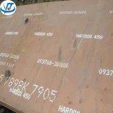 Placa laminada a alta temperatura Hardoxs500 do desgaste de 500hbw Hardoxs para o carregador