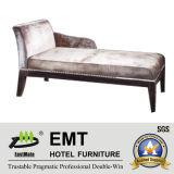 Chaise Longue Meubles de mode Queen Sleeper Royal Chair (EMT-LC03)