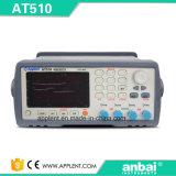 고정확도 (AT510)를 가진 디지털 DC 저항 검사자