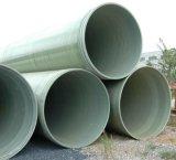 Tubo della plastica di rinforzo fibra di vetro di GRP FRP