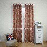 Populares del color del diseño moderno simple europea de la cortina