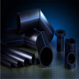 HDPE tubería para el suministro de agua estándar ISO 4427